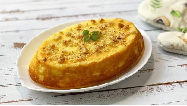 Галатопита — молочный пирог, просто тает во рту, а готовится проще простого