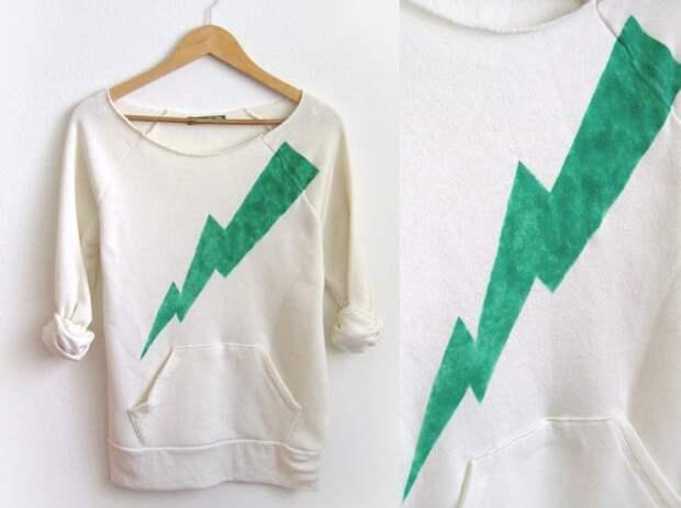 Сочные идеи для тех, кто любит переделку одежды. 25 новых идей обновления