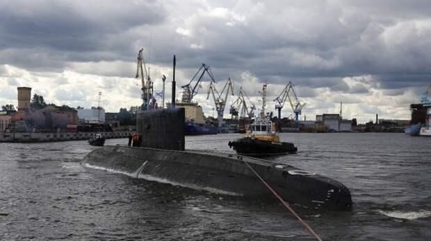 «Адмиралтейские верфи» проводят швартовые испытания подлодки «Магадан»