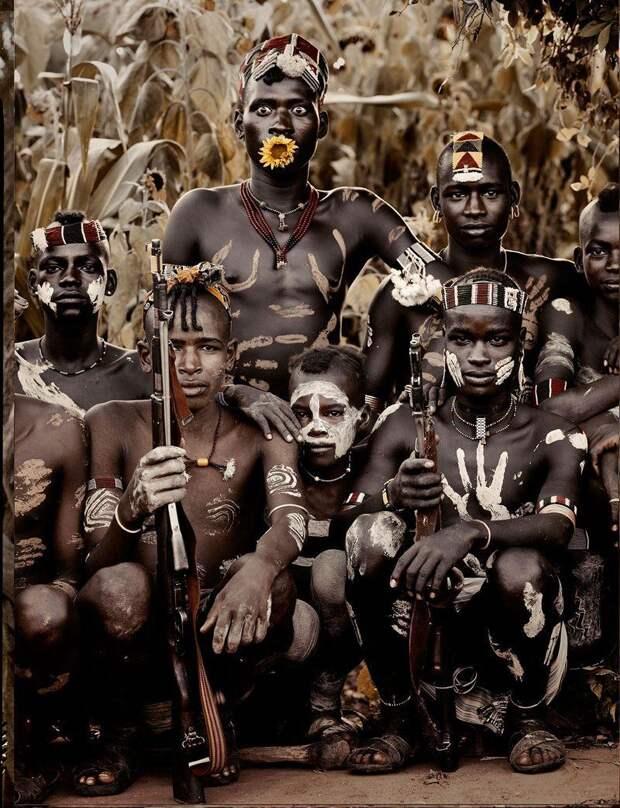 Вдали от цивилизации: Эфиопия