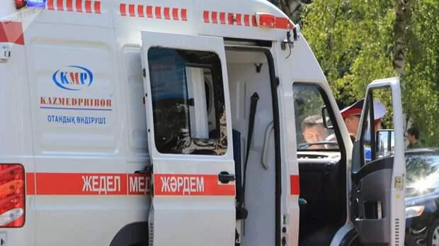 В Казахстане один человек погиб при взрыве в цеху
