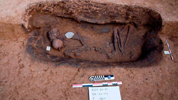 В дельте Нила обнаружено более сотни древних могил