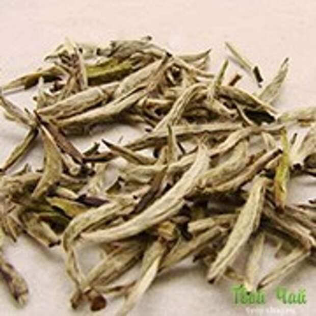 Сорт чая «Серебряные иглы»