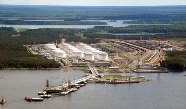 Вопросы перевалки нефтепродуктов через порт вВысоцке обсуждают ЛУКОЙЛ И«Белнефтехим»