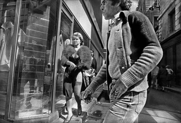 Труженицы секс-индустрии с улицы Сен-Дени. Фотограф Массимо Сормонта 50