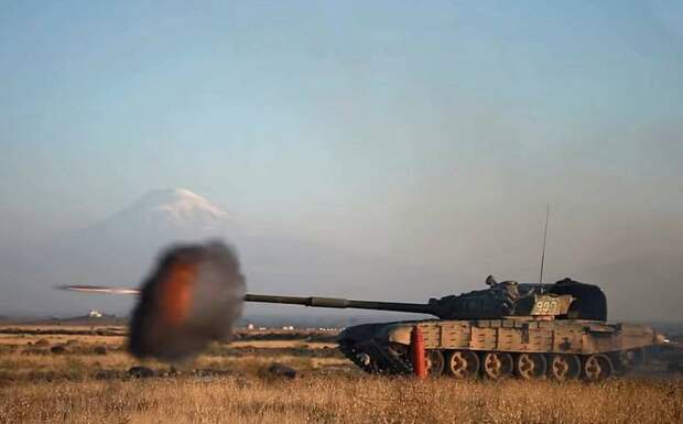 Прекратив войну в Нагорном Карабахе, Россия спасла Донбасс и Приднестровье