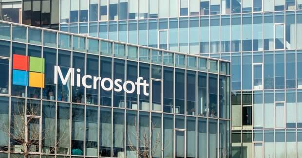 Капитализация Microsoft впервые составила $2 трлн