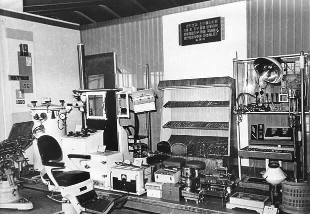 Медицинское оборудование завода