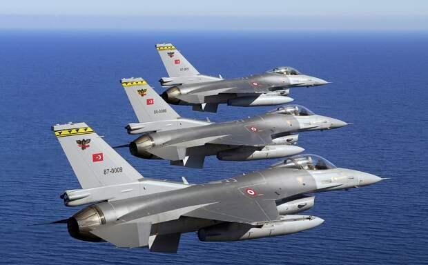 Sabah: Турция вынуждена перебросить в Ливию свои F-16