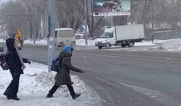 ВОрске 11-летнего школьника выгнали изтрамвая намороз