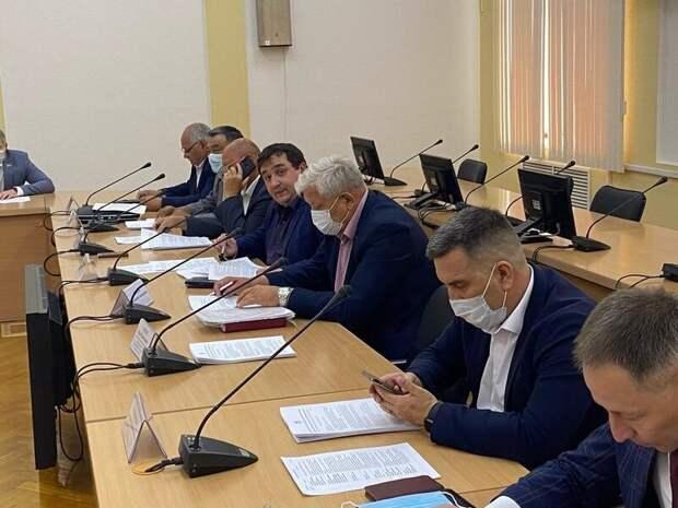 Депутаты раскритиковали работу правительства с инвестиционными проектами в Забайкалье