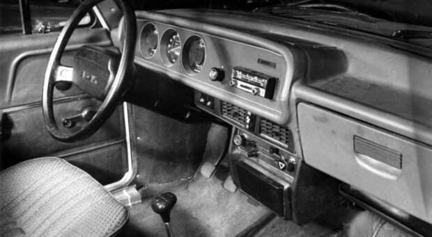 Новая приборная панель АЗЛК-2140 авто, автомобили, азлк, олдтаймер, ретро авто, советские автомобили