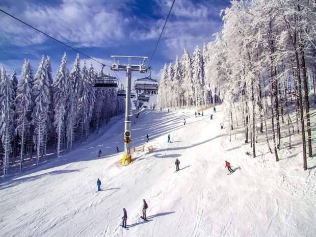 Рейтинг лучших горнолыжных курортов Европы