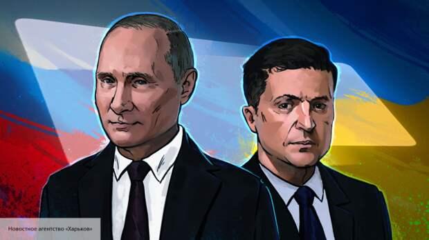 Герман предупредила Зеленского, что без мира в Донбассе Украина развалится