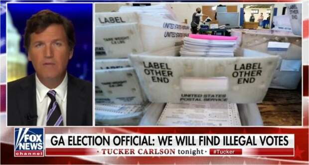 Fox News: ЗаБайдена голосовали даже покойники, докажем— ивсе развалится