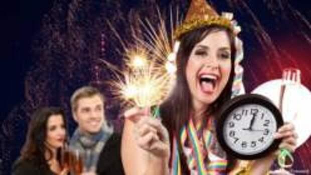 Лучшие места для празднования Нового Года 2019 в России