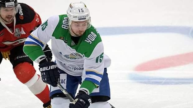 Агент Бурдасова считает, что вопрос о переезде форварда в НХЛ решится в ближайшие дни