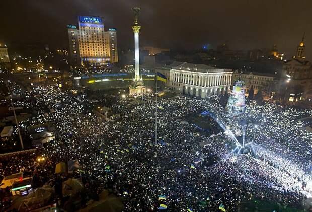 В Киеве агония! Зеленский боится за себя