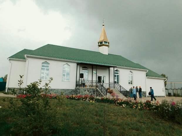 В селе Юкаменское открылась мечеть