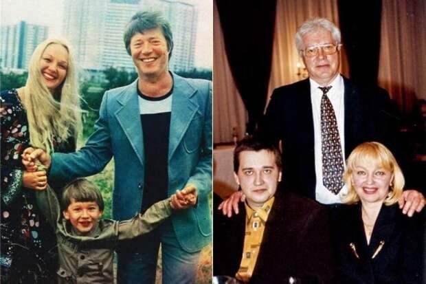 Между двух огней: знаменитости, которые жили или живут на две семьи
