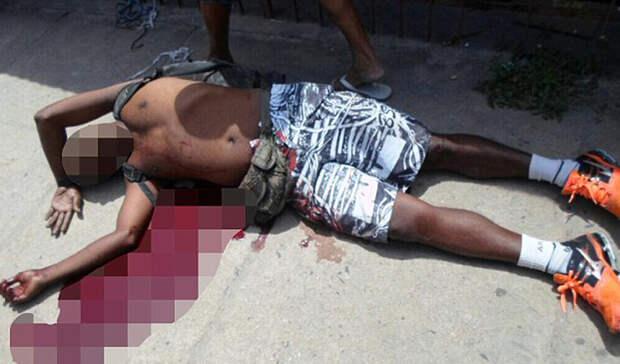 Самая опасная тюрьма Бразилии