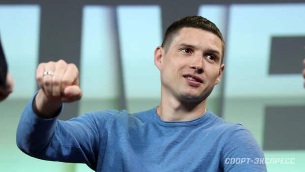 Шипачев остолкновении сКетовым: «Сказал ему: «Так итымог закончить, и я»