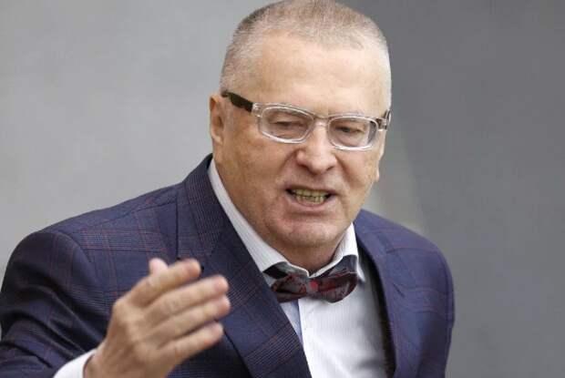 Жириновский обвинил Горбачева в разрушении страны