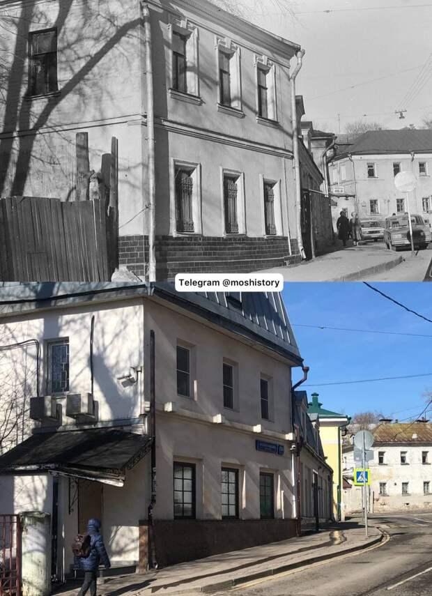 История Москвы. Было-стало - 2