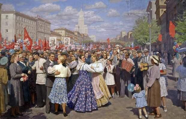 Коммунизм и глобализм. Советы постороннего. Часть I