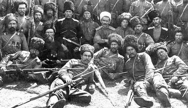 Чем казаки шокировали простых русских солдат