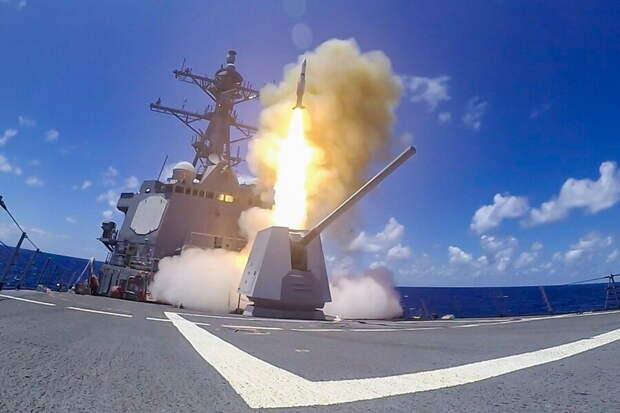 США попробуют сбить МБР новой ракетой