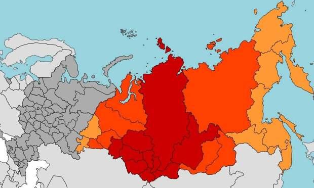 Сибирь за 3 трлн долларов: идеи США по покупке территорий возмутили россиян