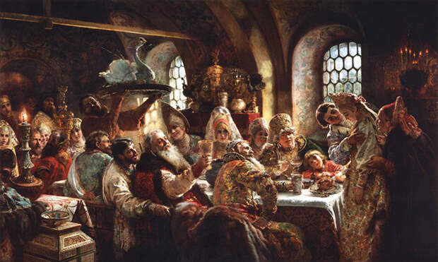 В чём секрет русских красавиц на портретах Константина Маковского