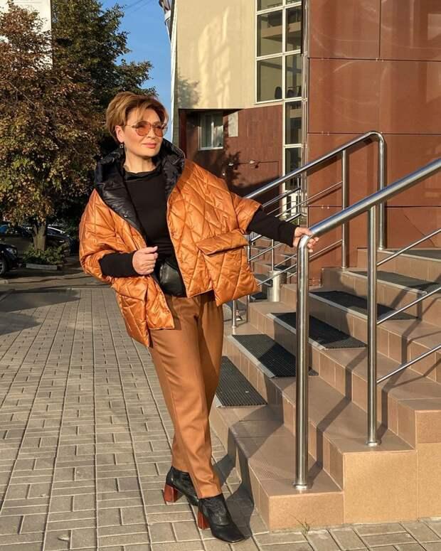 Фото 1 - модные куртки - https://www.instagram.com/konarevairina/