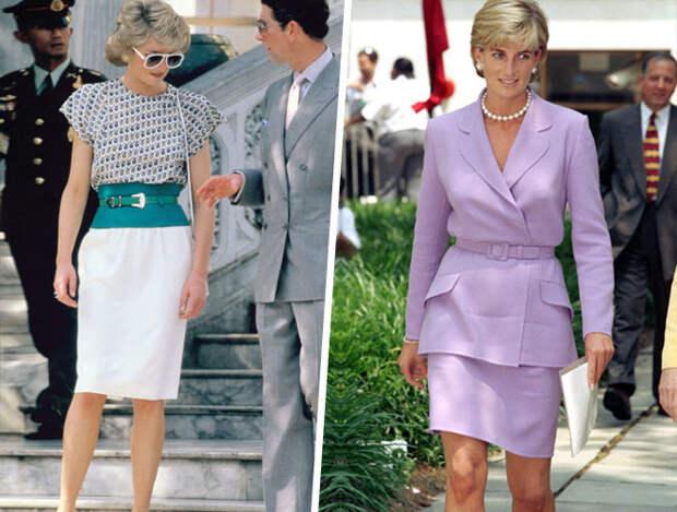7 секретов королевского стиля: быть безупречной как принцесса Диана