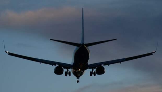 Гроза не повлияла на работу аэропортов Московского региона