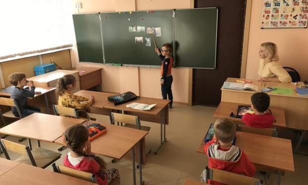 Образование/фото: архив редакции