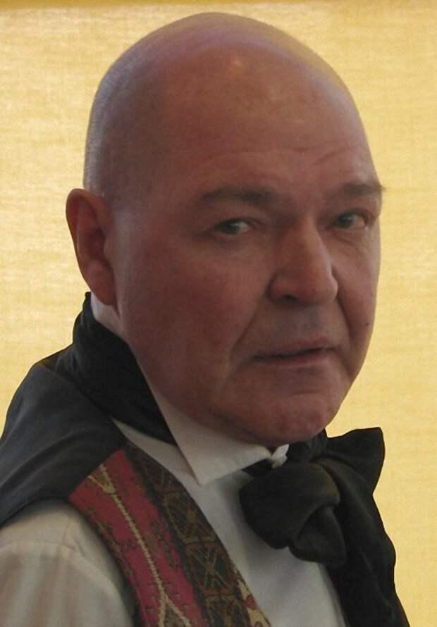 Жарков Алексей Дмитриевич актёр, народный артист России
