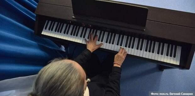 Концертный зал имени Чайковского оштрафуют за нарушение масочного режима / Фото: Е.Самарин, mos.ru