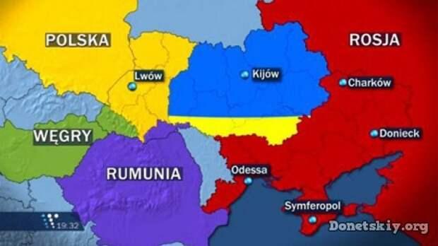 «Украина будет мешать России до тех пор, пока не умрет»