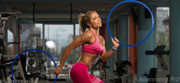 Как убрать жир с низа живота упражнения хула хупа