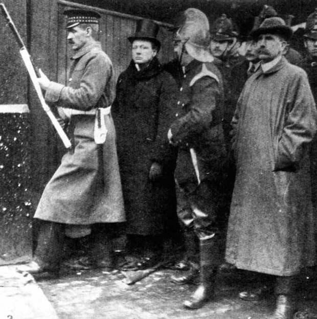 Багровый след. Черчилль против латышских анархистов