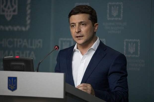 Зеленский: активность РФ станет проверкой отношений Запада и Украины