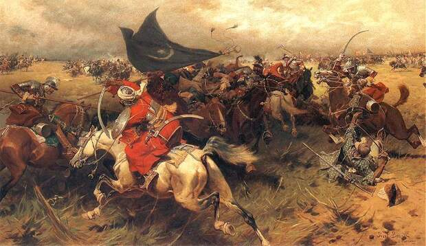 Запорожцы пишут султану