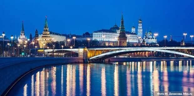 Гости и жители столицы смогут путешествовать по Москве-реке