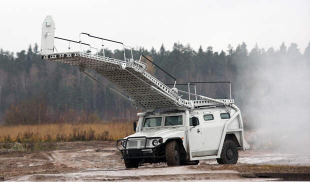 Самые опасные бронемашины российской армии