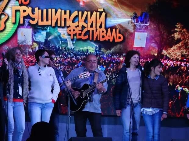 Коронавирус оставил музыкантов и поклонников без фестивалей имени Грушина и «Дикой мяты»