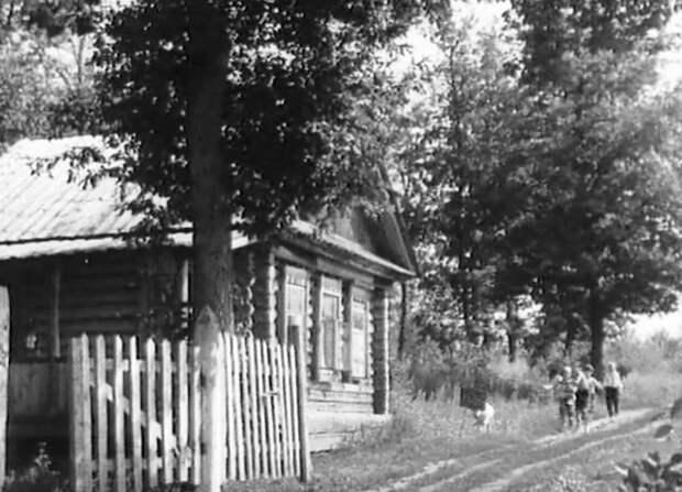 Часть фильма снимали в Куйбышеве (ныне Самара), в дачном поселке на берегу Волги. Фото: кадр из фильма