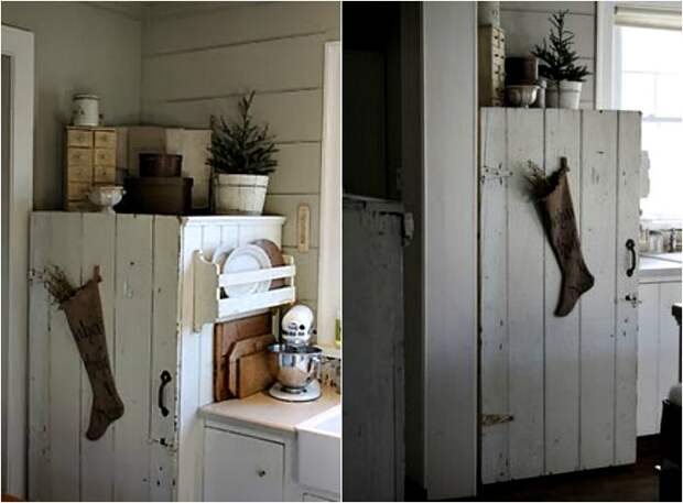 Идеи, которые помогут преобразить старый холодильник