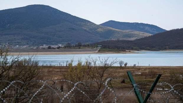 Севастополь отрезан от Чернореченского водохранилища из-за ливней